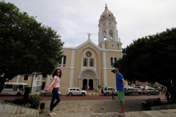 Iglesia San Francisco Asís