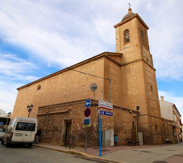 Iglesia San Miguel.