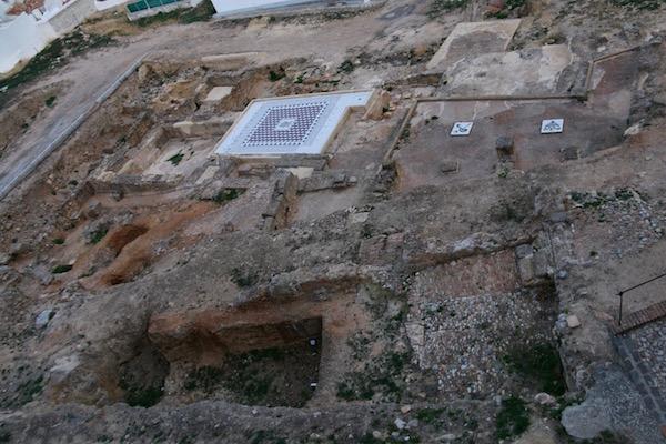 Termas Romanas Santa María