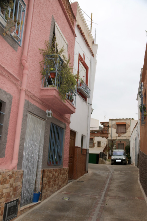 Barrio de la Mezquita