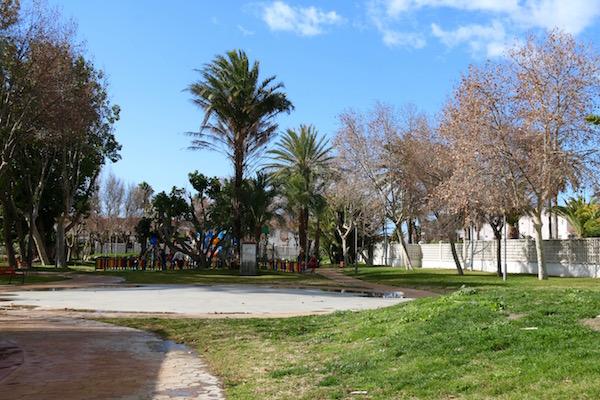 Parque Municipal La Fuente