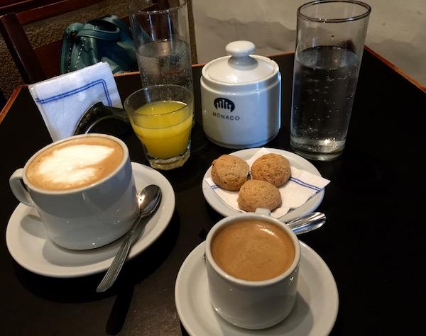 Cafetería Monaco