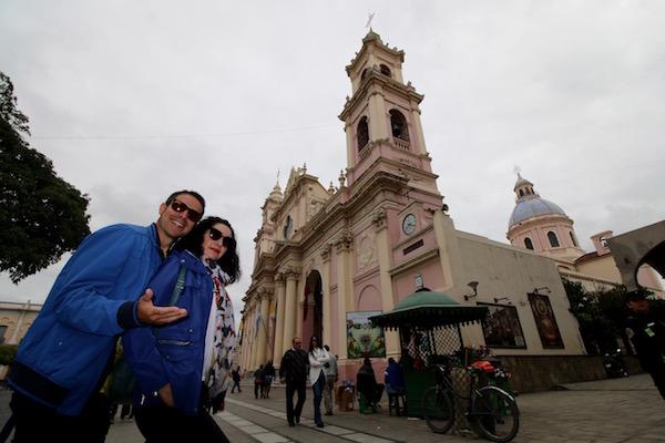 Catedral Basílica Salta