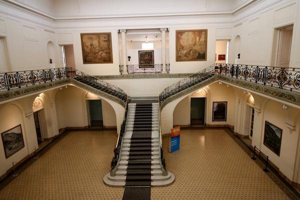 Entrada Palacio Ferreyra