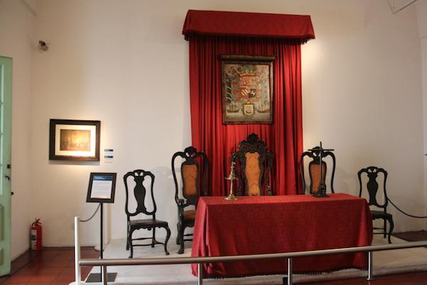 Interior museo Cabildo