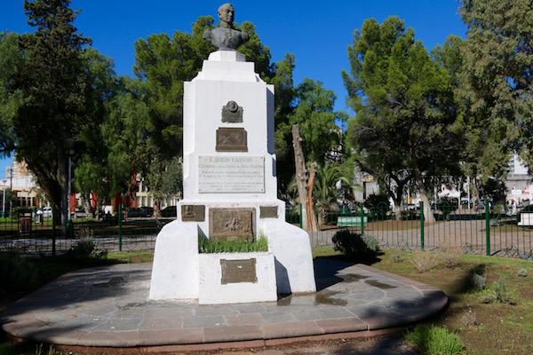 Monumento General San Martín