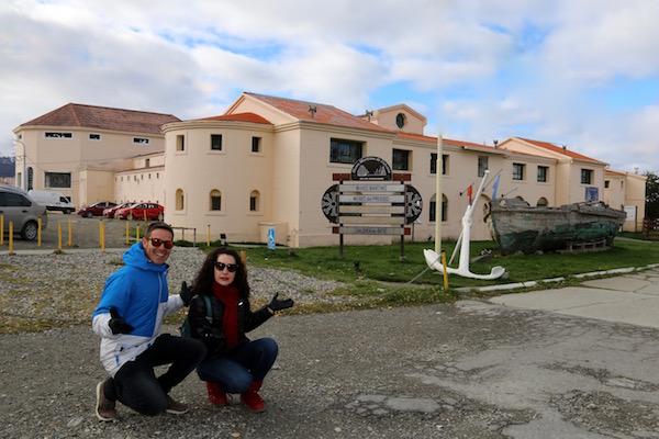 Museo Marítimo Ex Presidio Ushuaia