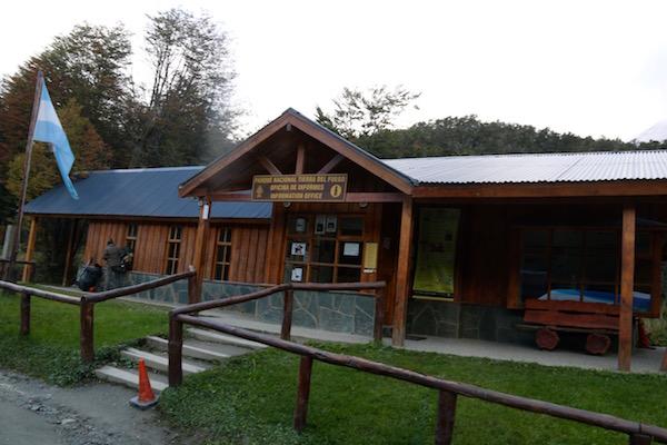 Oficina Parque Nacional Tierra de Fuegos