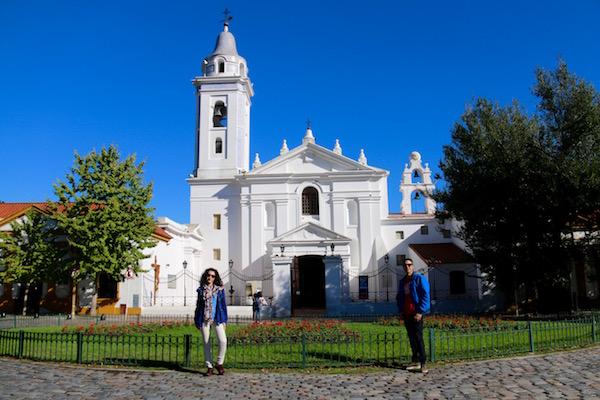 Parroquia Nuestra Señora de Pilar