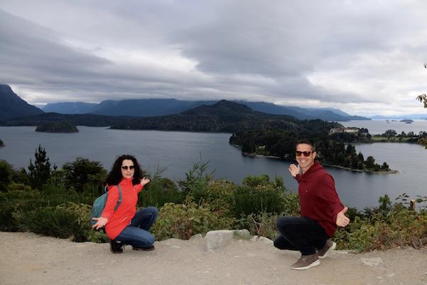 Vistas Panorámicas Parque Municipal Llao Llao