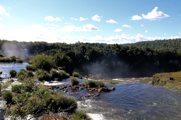Vistas Salto San Martín