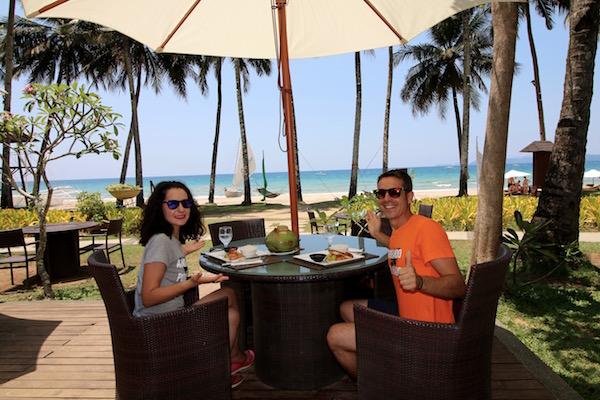 Almuerzo Hotel Sheridan
