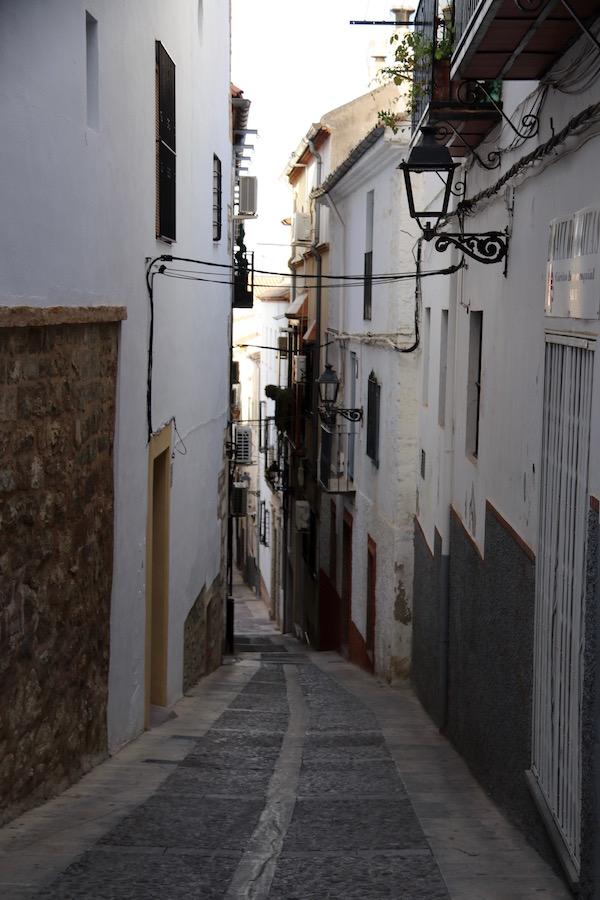 Callejuelas Jaén