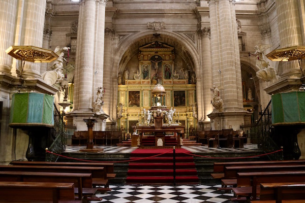 Capilla Mayor