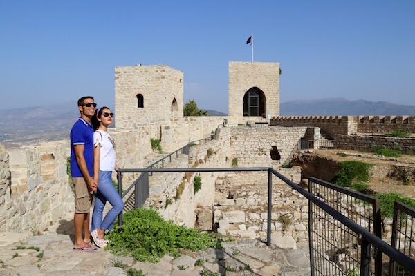 Castillo Santa Catalina Jaén