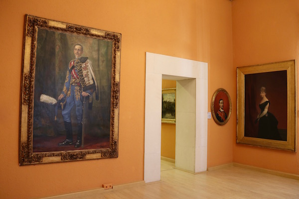 Cuadros Museo Jaén