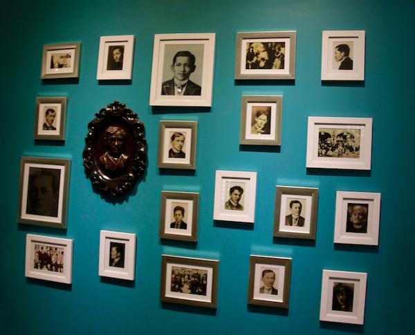 Cuadros Museo Santuario Rizal