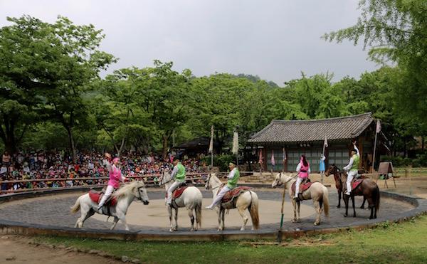 Equestrian Feats