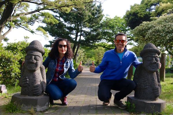 Estatuas Harubang
