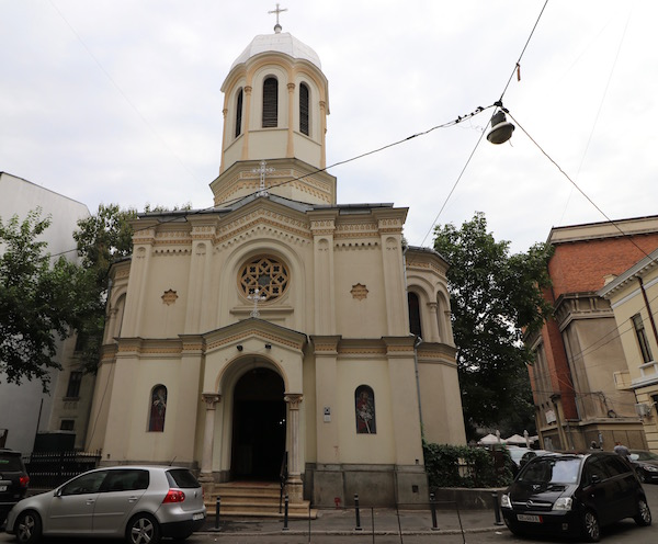 Iglesia San Nicolás