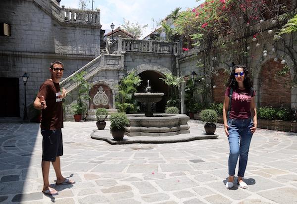 Patio Casa Manila