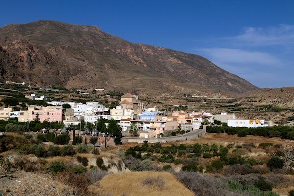 Pueblo Huécija