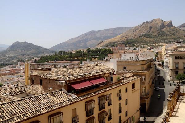 Vistas panorámicas Jaén