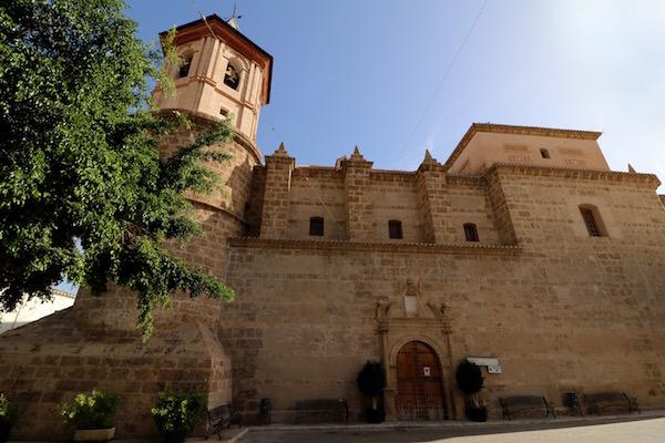 fachada Convento Agustinos