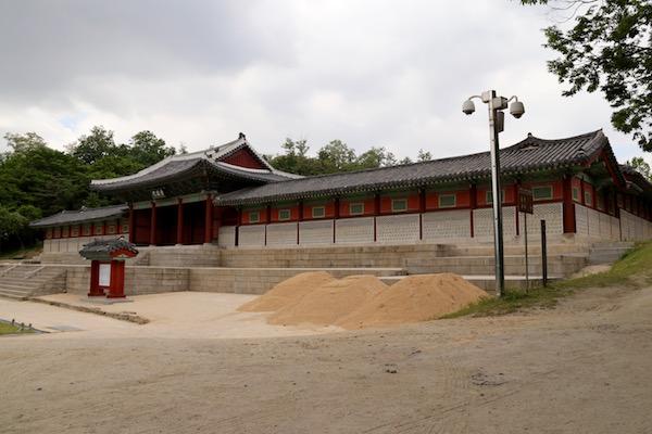 palacio Gyeonghigung.