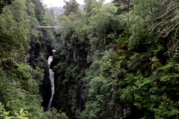 Cascada de Measach.