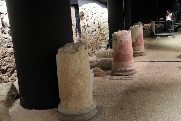 Columnas Augusteum