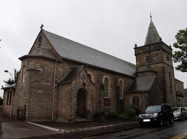 Iglesia James