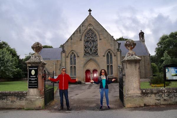 Iglesia Scotland