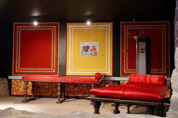 Interior casa de la Fortvna