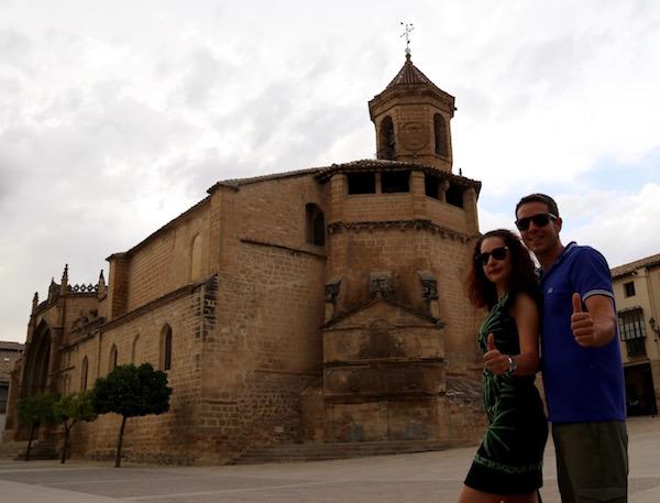 La iglesia de San Pablo