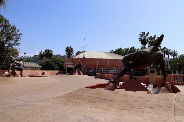 Monumento Agua