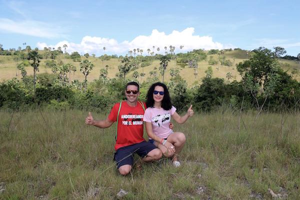 Paisajes Parque Nacional de Komodo