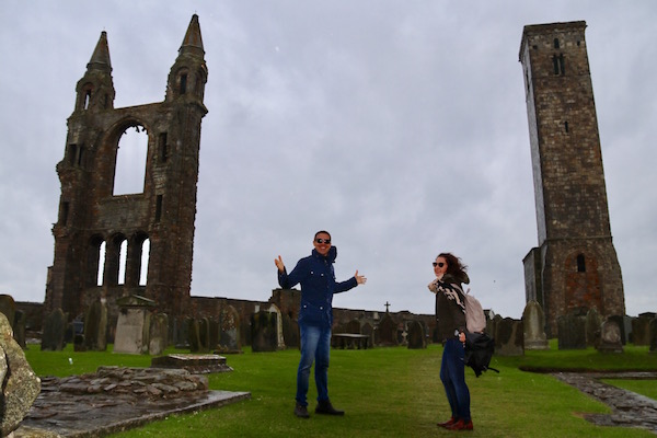Ruinas Catedral St. Andrews