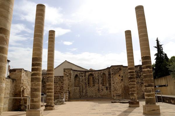 Ruinas San Juan Bautista