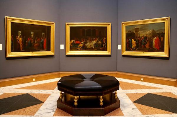 Sala Galería Nacional Escocia