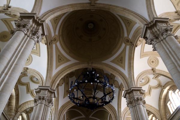 Techo laCatedral de Techo Catedral la Natividad de Nuestra Señora de Baeza
