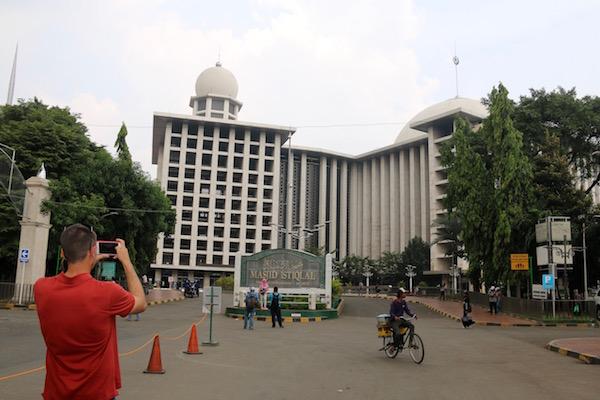 mezquita Istiqlal
