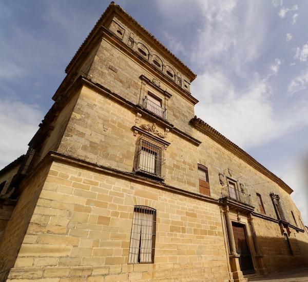 palacio del Marqués de Mancera