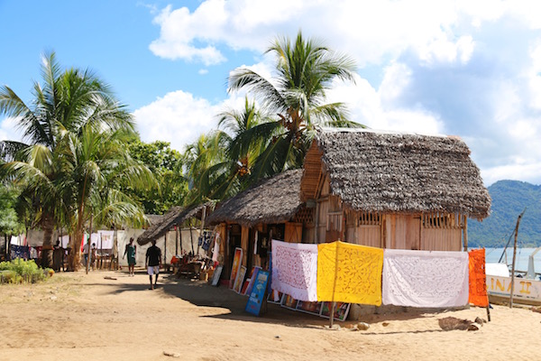 Calles Ampangorina