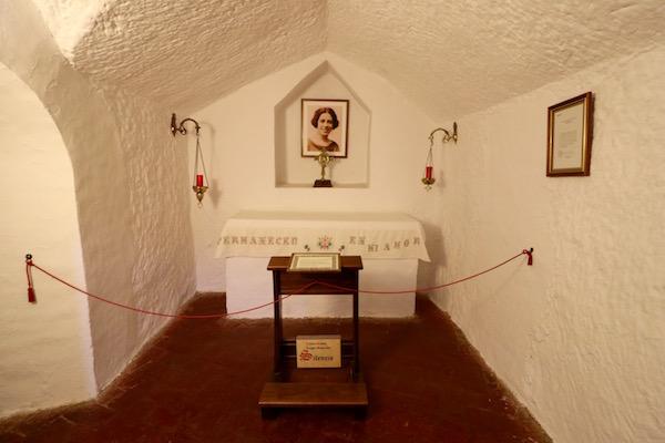 Cueva Santa Virgen Gracia.