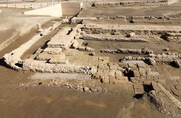 El teatro Romano Acci Guadix