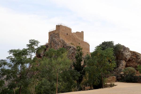 Exterior Castillo Árabe