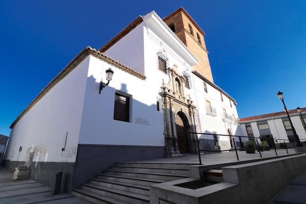 Iglesia Merced