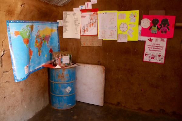 Interior Colegio Himba