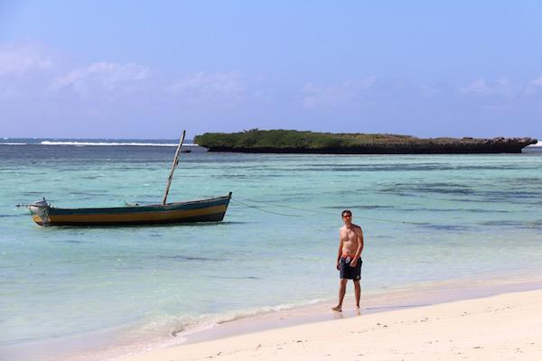 Isla de Nosy Suárez.